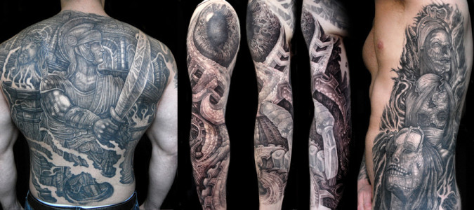 vincent castiglia, tattoos, tattoo, black and grey, sleeve, realism, biomechanical, organic, custom tattoo, custom tattooing, new york city, top tattoo artists, tattoo society, fine line, most detailed, ultra detailed, realistic tattoos, giger